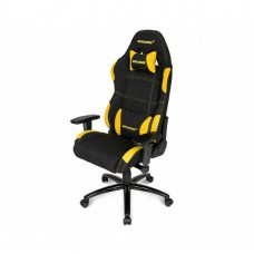 Игровое Кресло AKRacing K7012 (AK-7012-BY) black/yellow