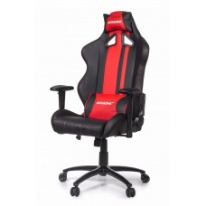Игровое Кресло AKRacing RUSH (AK-RUSH-RD) black/red