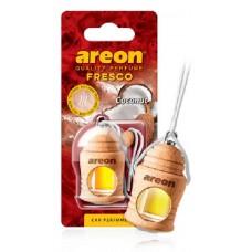 Автомобильный ароматизатор AREON FRESCO 704-051-310