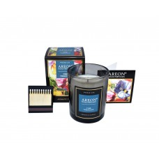Ароматическая свеча Areon Premium 704-PC-06, Fine Tobacco
