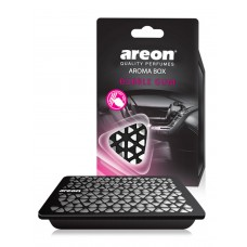 Освежитель воздуха под сидение авто AREON BOX 704-ABC-02, Bubble Gum, Бабл Гам