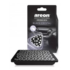 Освежитель воздуха под сидение авто AREON BOX 704-ABC-01, Black Crystal, Чёрный кристалл