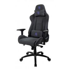 Компьютерное кресло (для геймеров) Arozzi Verona Signature Soft Fabric - Blue Logo