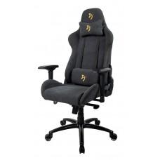 Компьютерное кресло (для геймеров) Arozzi Verona Signature Soft Fabric - Gold Logo