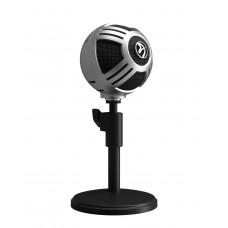 Микрофон для стримеров Arozzi Sfera Pro Microphone - Silver