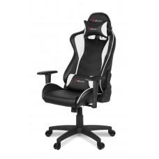 компьютерное кресло(для геймеров) Arozzi Mezzo V2 White