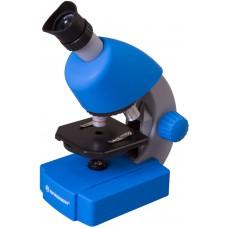 Микроскоп Bresser Junior 40x-640x, синий 70123