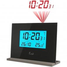 Ea2 EN205 Проекционные часы, календарь, будильник, Eternity