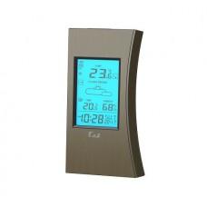 Ea2 ED603 Погодная станция, прогноз погоды, измерение комнатной и наружной температуры и влажности