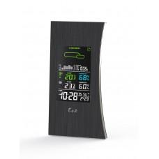 Ea2 ED609 Погодная станция, прогноз погоды, измерение комнатной и наружной температуры и влажности