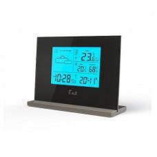 Ea2 EN203 Погодная станция, прогноз погоды, измерение комнатной и наружной температуры и влажности,