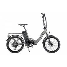 Велогибрид Eltreco Wave 350W, темно-серый