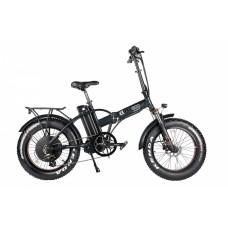 Велогибрид Eltreco MULTIWATT, зеленый