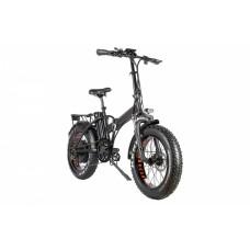 Велогибрид Eltreco MULTIWATT, матово-черный