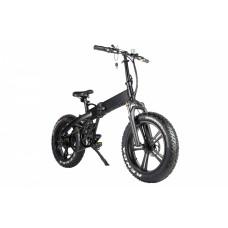 Велогибрид Eltreco INSIDER, матово-черный