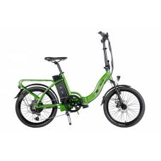 Велогибрид Eltreco Wave UP! зеленый