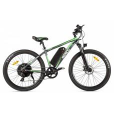 Велогибрид Eltreco XT880, черный