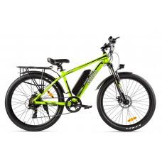 Велогибрид Eltreco XT750, желтый