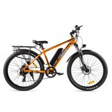 Велогибрид Eltreco XT750, оранжевый