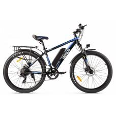 Велогибрид Eltreco XT750, черный