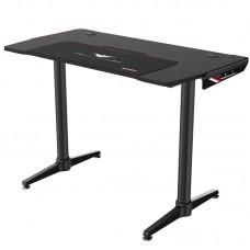 Стол для компьютера (для геймеров) Eureka I1, чёрный