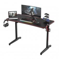 Стол для компьютера (для геймеров) EUREKA GIP 47, Black