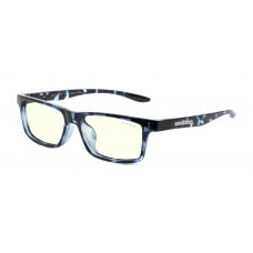 Детские очки для компьютера (8-12 лет) GUNNAR Cruz Kids Large Clear Natural CRU-09709, Navy Tortoise