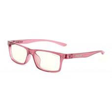 Детские очки для компьютера (8-12 лет) GUNNAR Cruz Kids Large Clear Natural CRU-10109, Pink