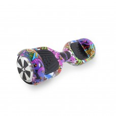 Гироскутер Hoverbot A-3 LIGHT, GA3LPM, purple multicolor