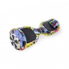 Гироскутер Hoverbot A-3 LIGHT, GA3LYM, yellow multicolor
