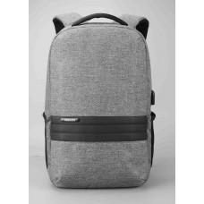 Рюкзак KINGSONS KS3187W, серый