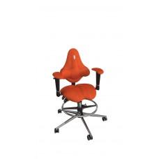 Кресло детское эргономичное Kulik KIDS (1504) orange