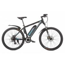 Велогибрид Kupper Unicorn Pro, черно-синий