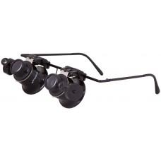 Лупа-очки Levenhuk Zeno Vizor G2 69672