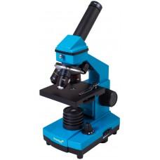 Микроскоп Levenhuk Rainbow 2L PLUS Azure\Лазурь 69043