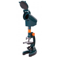 Микроскоп Levenhuk LabZZ M3 с адаптером для фотоаппарата 69741