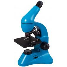 Микроскоп Levenhuk Rainbow 50L PLUS Azure\Лазурь 69053