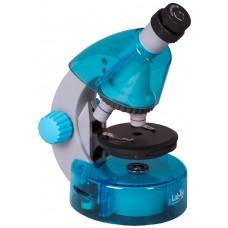 Микроскоп Levenhuk LabZZ M101 Azure\Лазурь 69301