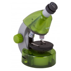 Микроскоп Levenhuk LabZZ M101 Lime\Лайм 69034