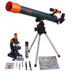 Набор Levenhuk LabZZ MT2: микроскоп и телескоп 69299