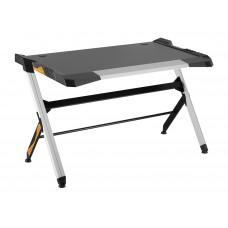 Стол для компьютера (для геймеров) LUMI GMD01-1 c RBG подсветкой
