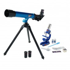 Микроскоп MP- 450+телескоп (2035) 11338