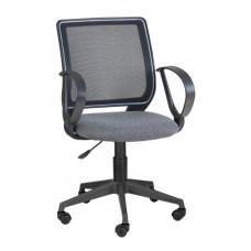Кресло офисное OLSS Эксперт  (Рондо, В), черный