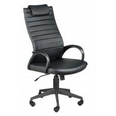 Кресло руководителя OLSS Квест Ультра, черный