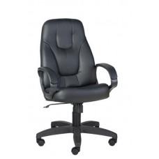 Кресло руководителя OLSS Индиго, черный