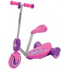 Трёхколёсный самокат Razor Lil E Розовый
