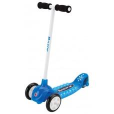 Трёхколёсный самокат Razor Lil Tek синий