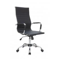 Кресло офисное Riva Chair 6002-1S, черный