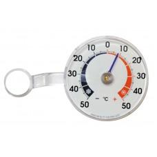 02090 Термометр оконный биметаллический, на липучке