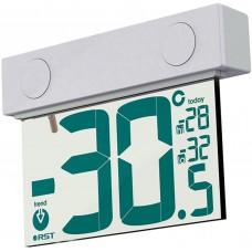 Термометр цифровой уличный на липучке RST 01077